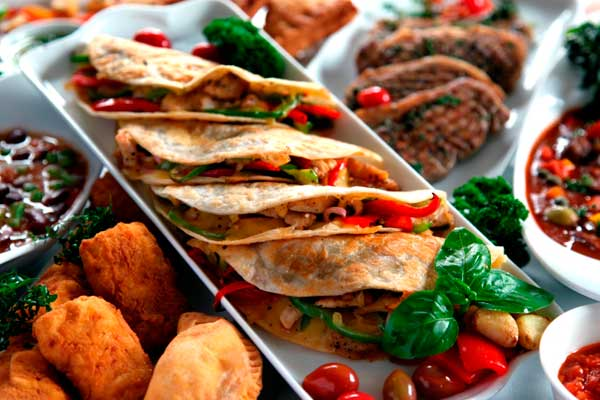 Image gallery latin food for American cuisine culture