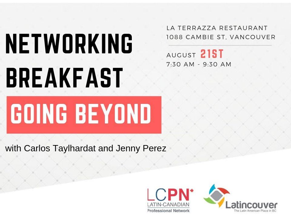 Latincouverlcpn Networking Breakfast August 21st 2019